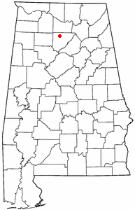 Loko di South Vinemont, Alabama