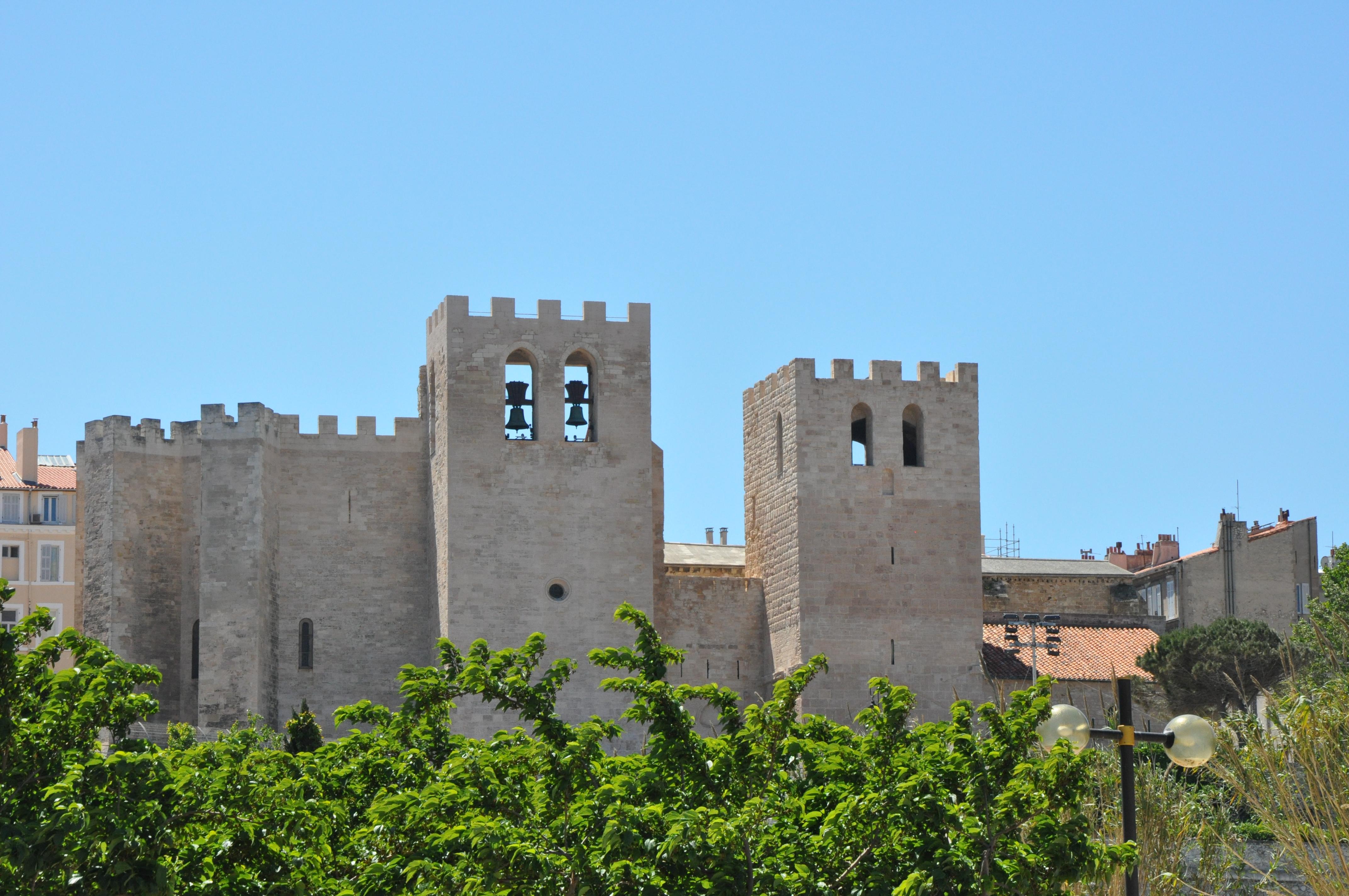 Abbaye Saint-Victor, Marseille (France).JPG