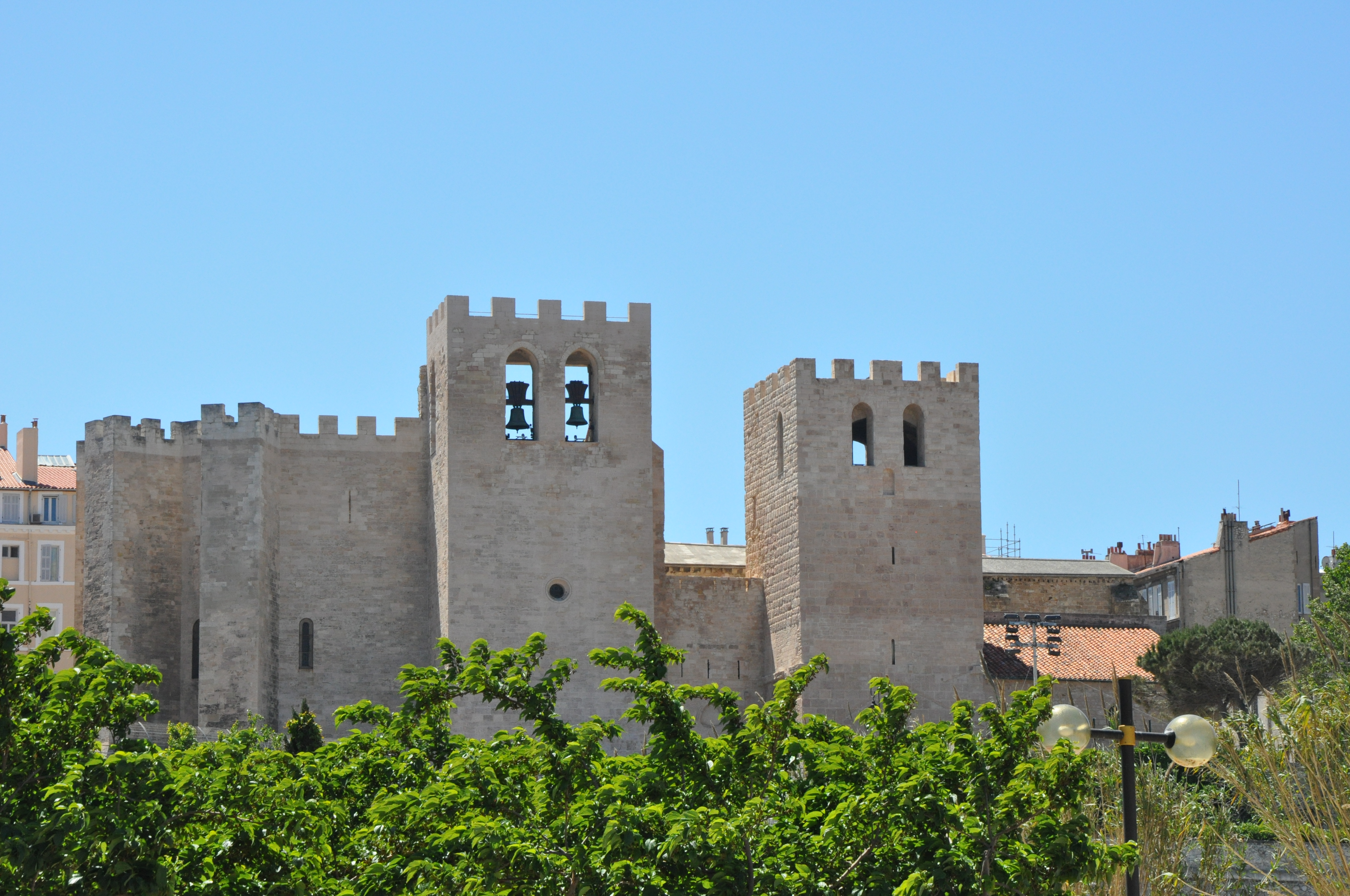 Saint-Victor France  city photo : Abbaye Saint Victor, Marseille France Wikimedia Commons