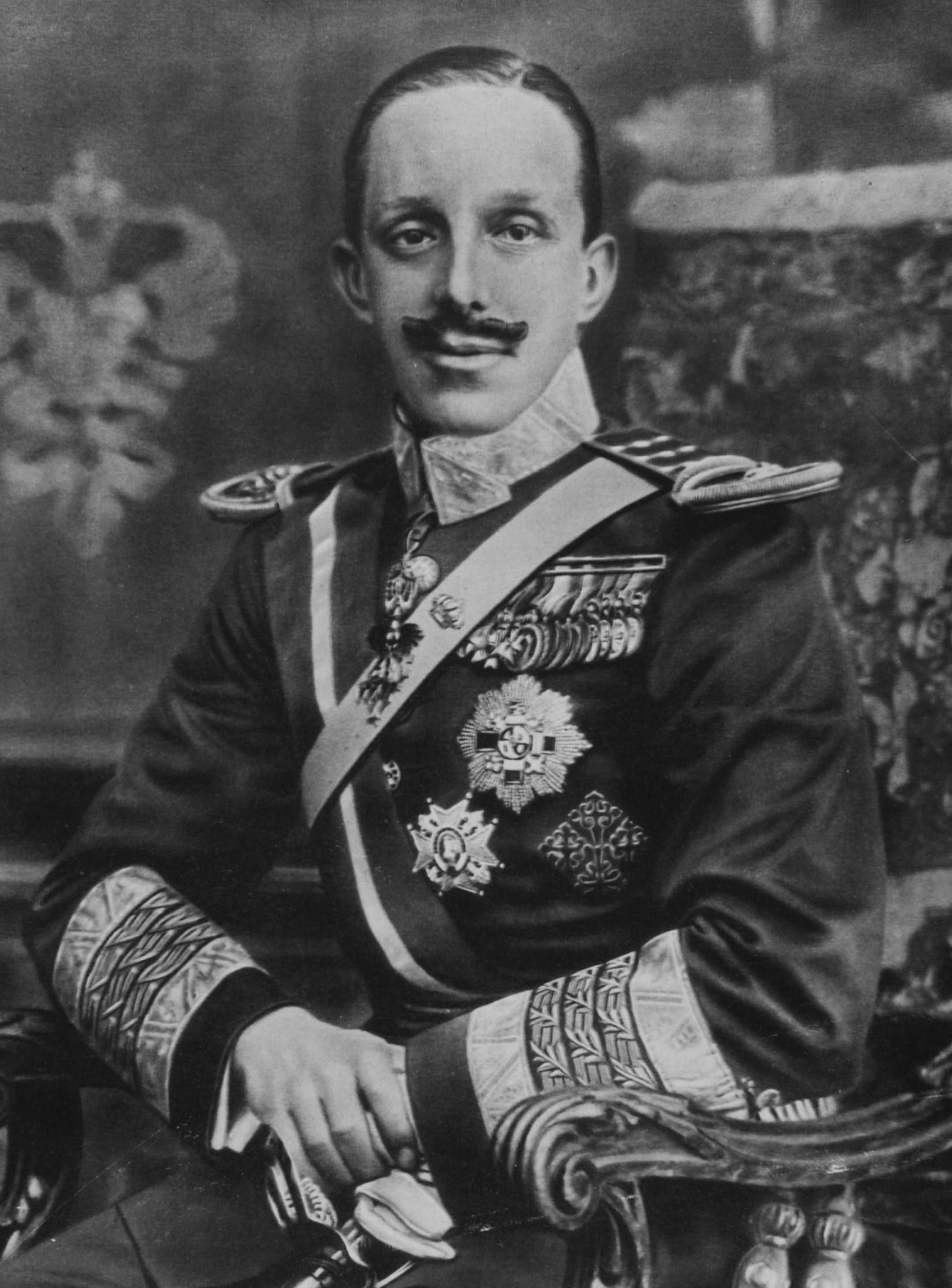 File:Alfonso XIII de España by Kaulak.jpg - Wikimedia Commons