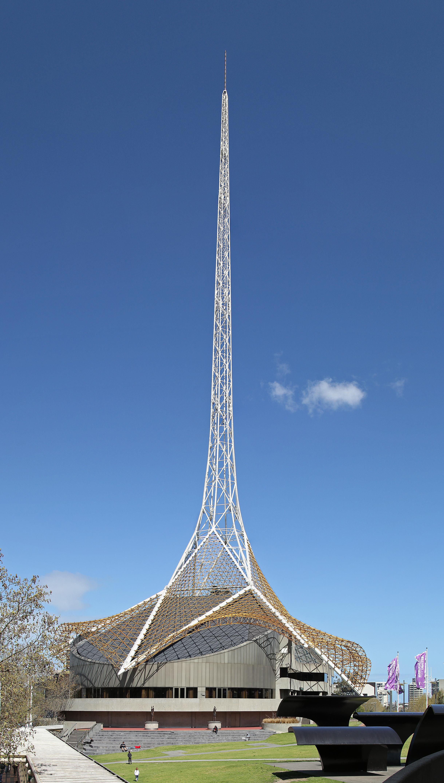 Arts Centre Melbourne - Wikipedia