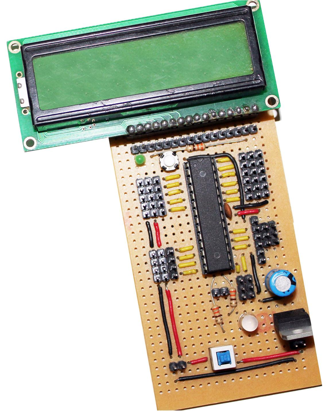 Avr Microcontrollers Wikiwand Atmel 8051 Flash Based Microcontroller Programmer Electronic