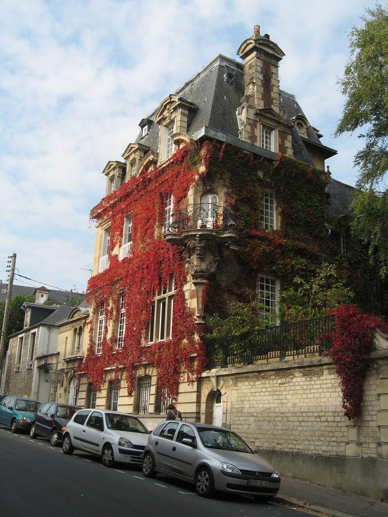 Cabinet D Architecte Caen villa baumier — wikipédia