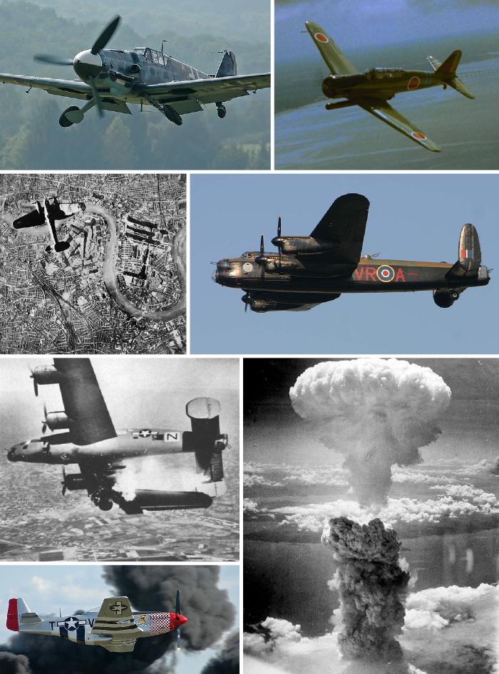 Aerei Da Caccia Americani Seconda Guerra Mondiale : Aviazione nella seconda guerra mondiale wikipedia