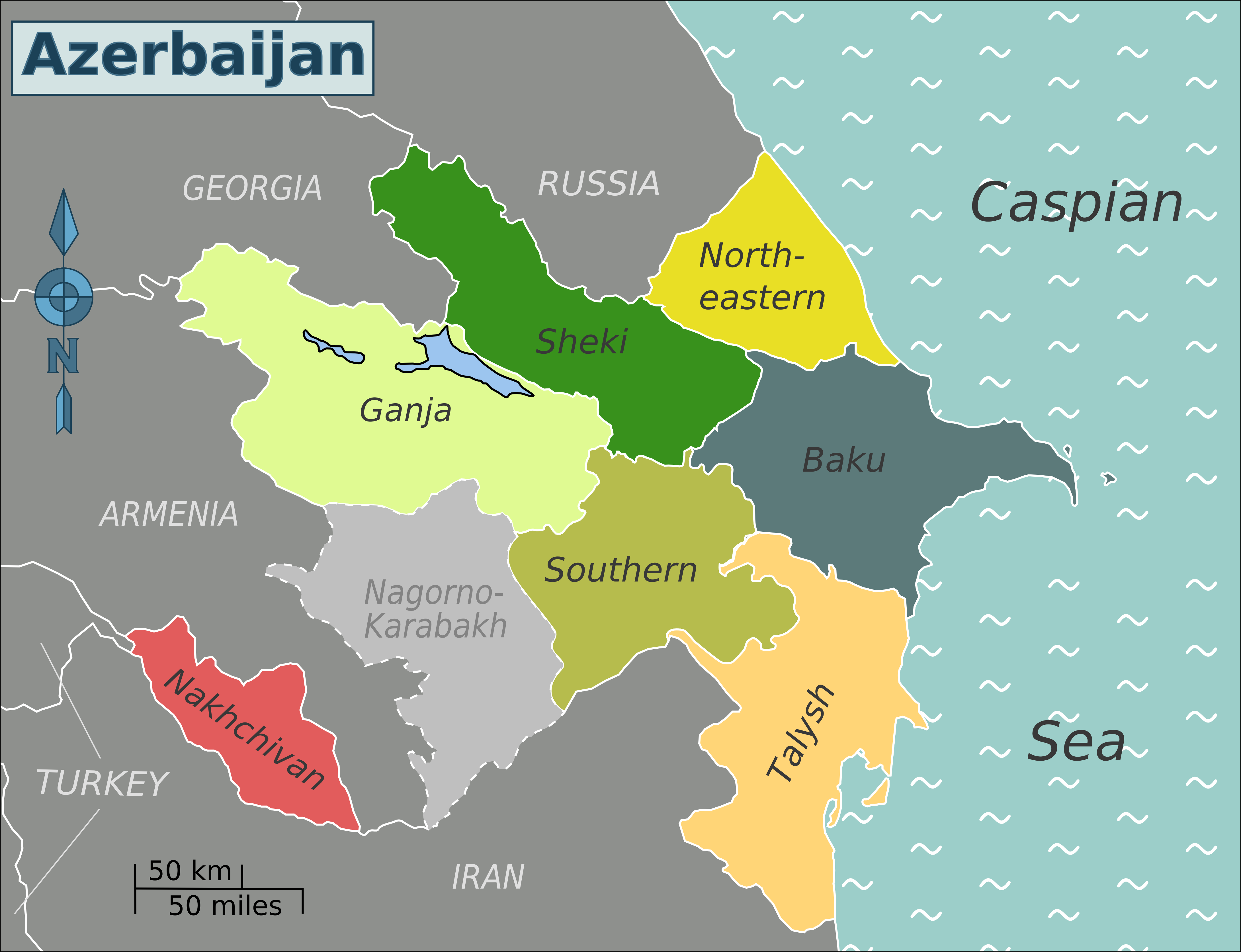 goergia map with File Azerbaijan Regions on Downey Ca likewise File GDOT districts furthermore File azerbaijan regions together with 25 together with Visa policy of Uruguay.