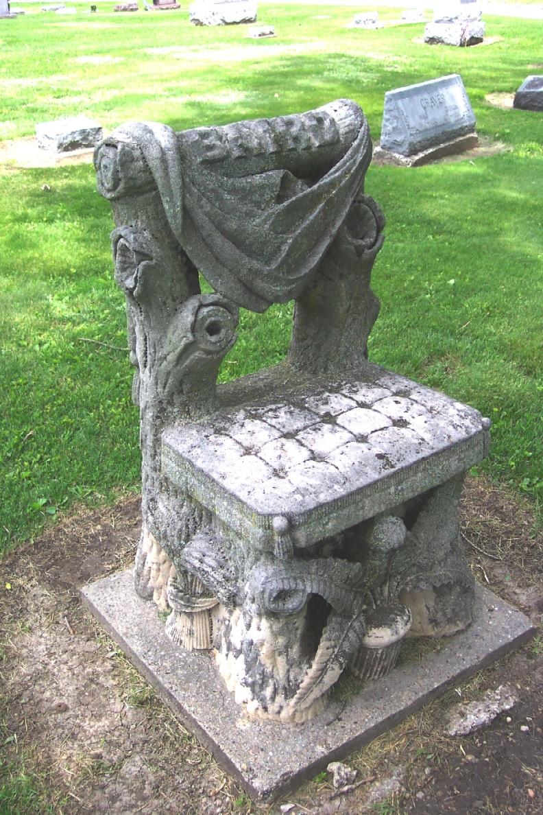 The Devil's Chair (urban legend) - Wikipedia