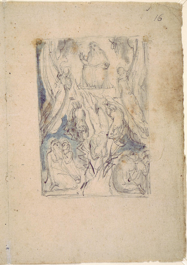 william blake poetry analysis religious influences A short william blake biography describes william blake's life, times, and work also explains the historical and literary context that influenced songs of innocence and experience.