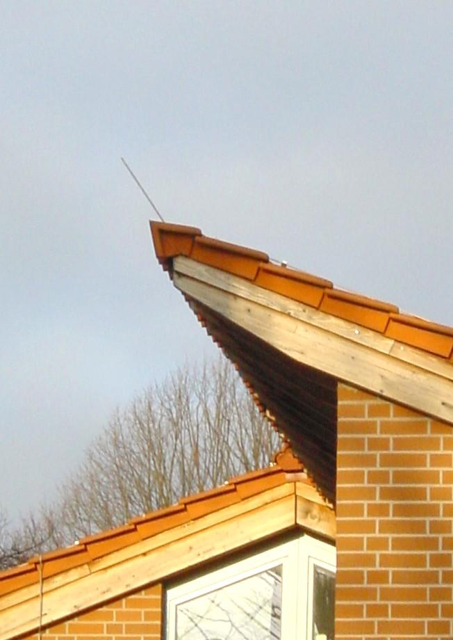 Blitzschutz Richtig Anbringen An Einer Holzhutte Elektrik