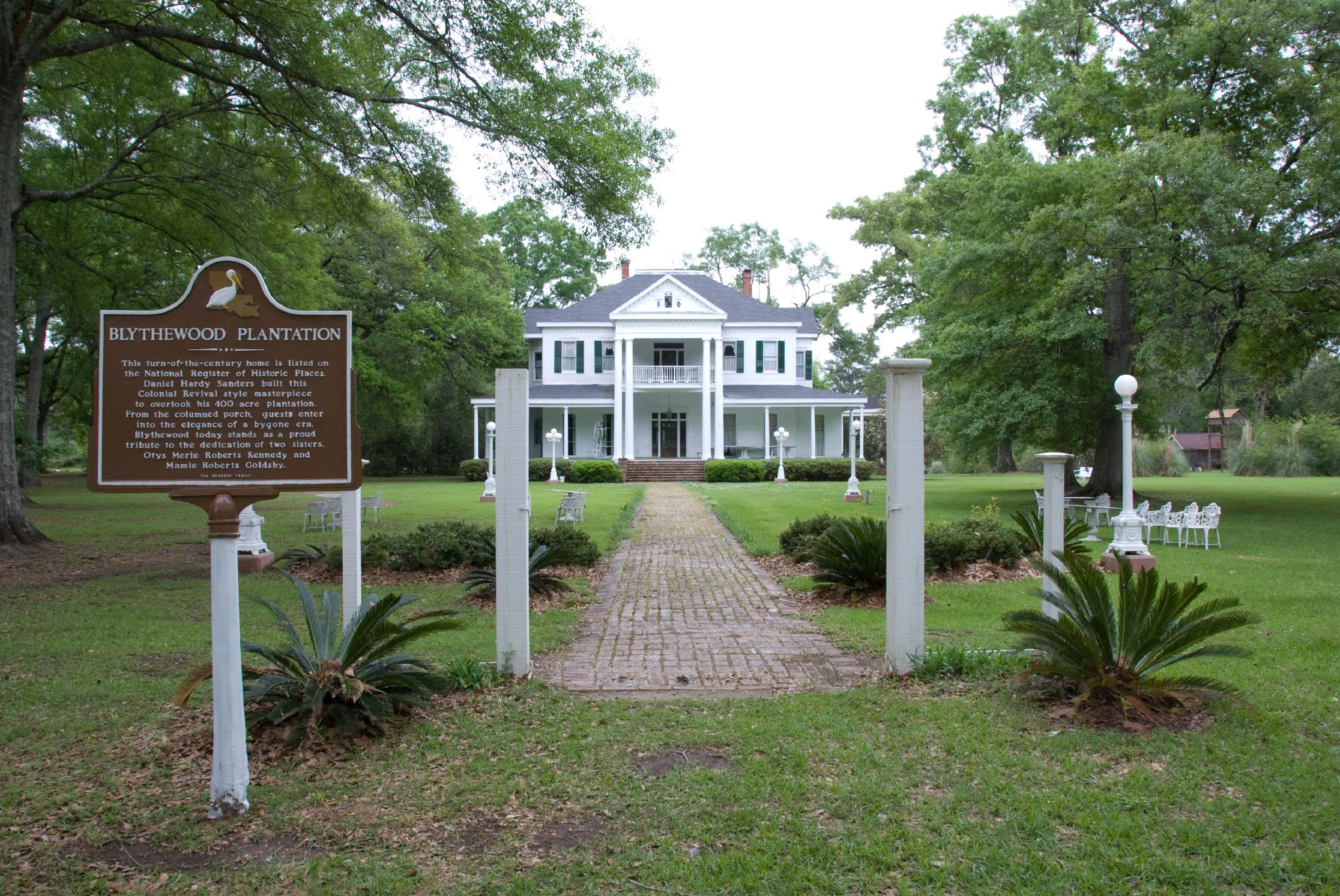 Amite city louisiana wikipedia for Plantation house