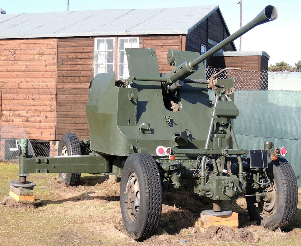 L-70 anti-aircraft gun