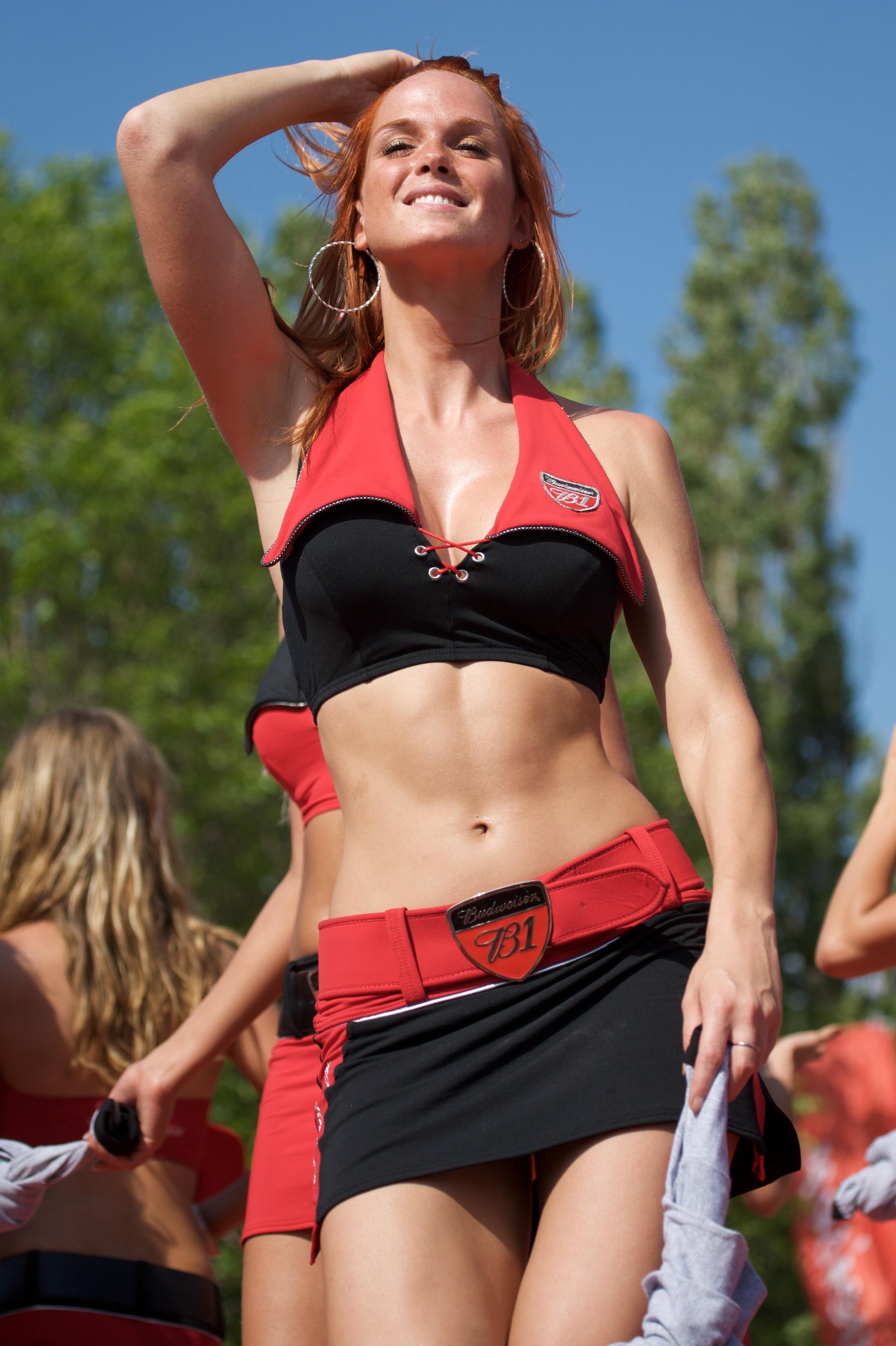 Budweiser Girl Wikipedia