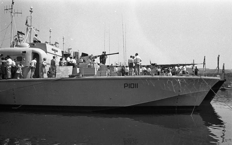 Brave-class patrol boat - Wikipedia