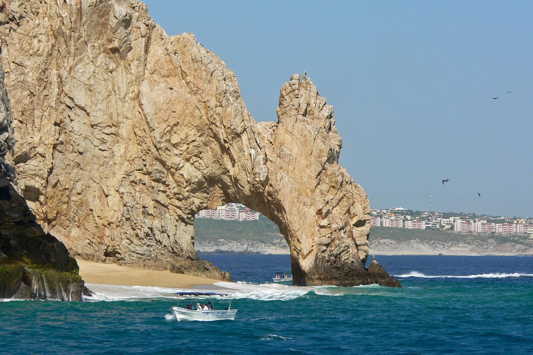 Cabo San Lucas Airfare And Hotel