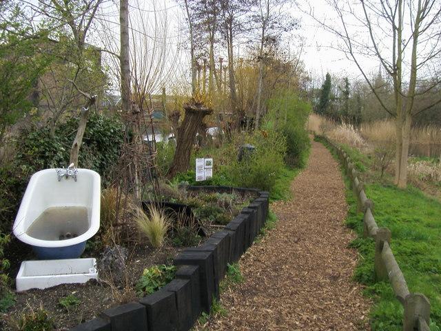 Camley Street Natural Park Free