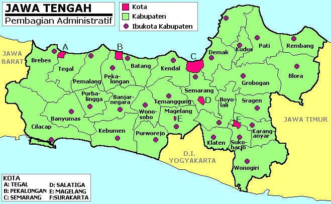 File:Central Java province.png - Wikimedia Commons
