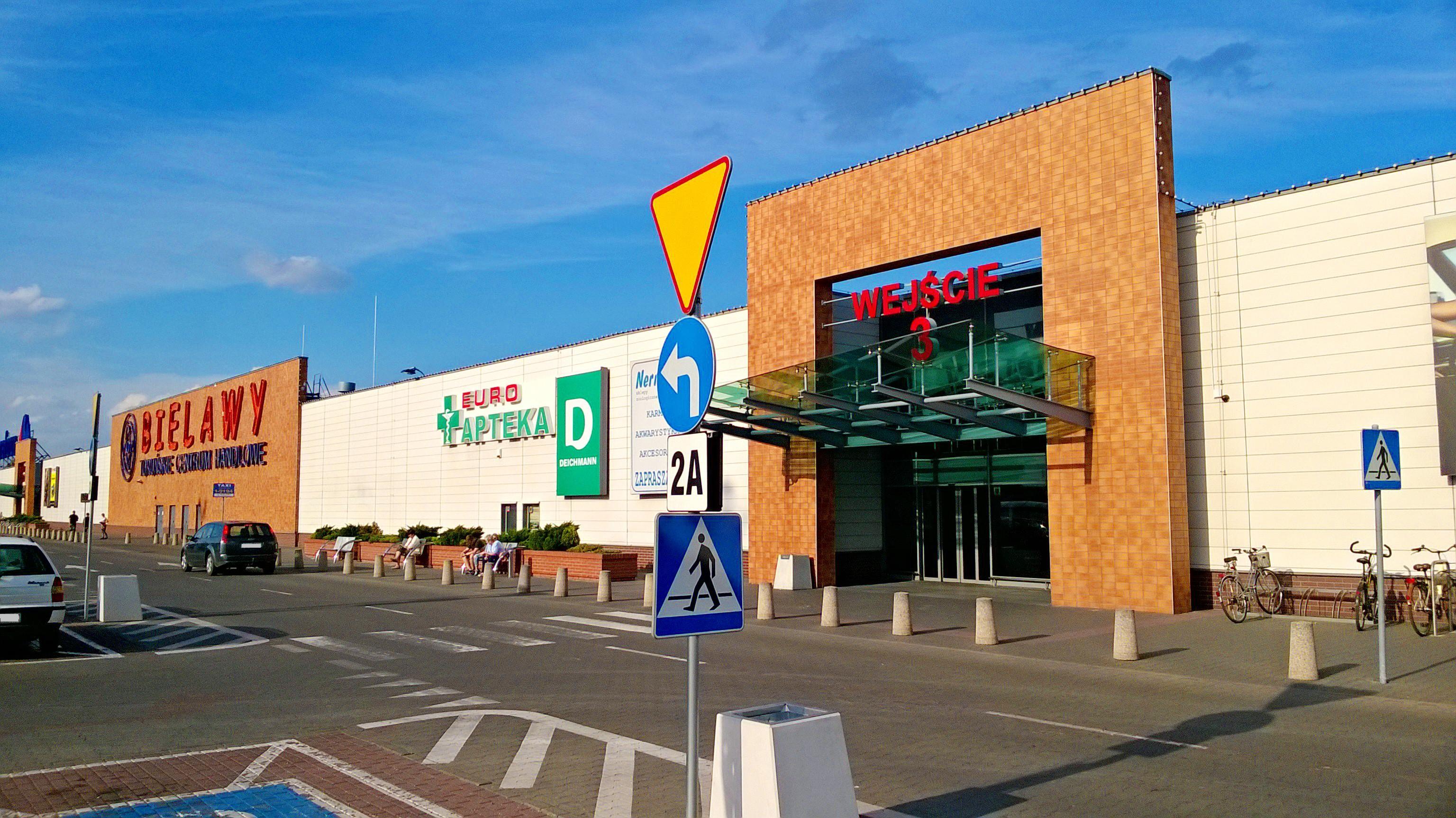 Centrum Handlowe Bielawy Wikipedia Wolna Encyklopedia