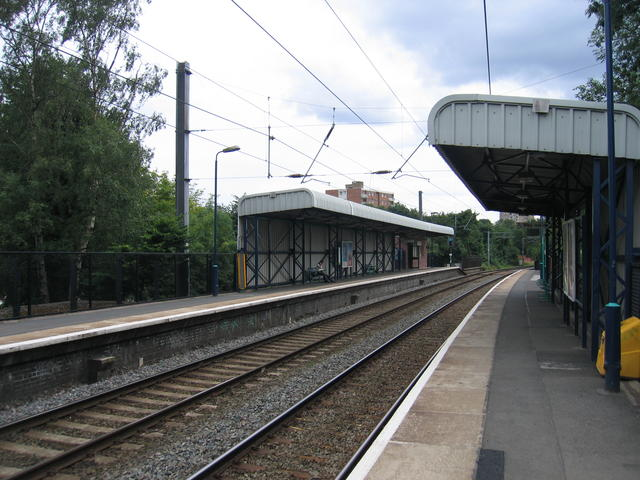 Chester Road Railway Station Wikipedia