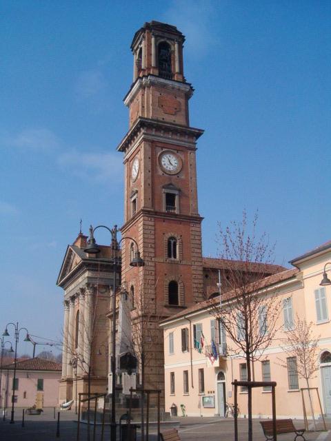Offanengo – Veduta
