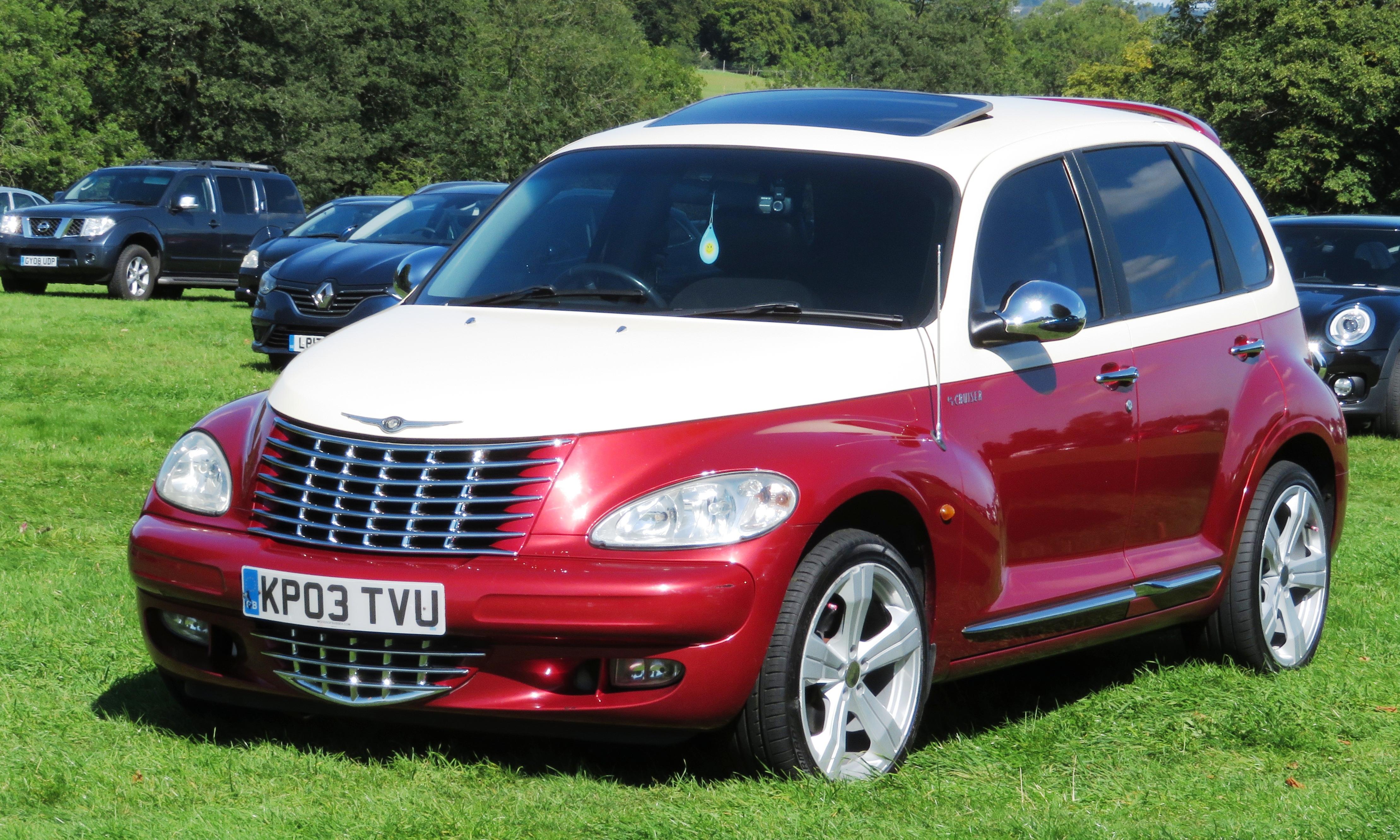 File Chrysler Pt Cruiser Registered May 2003 2148cc Jpg