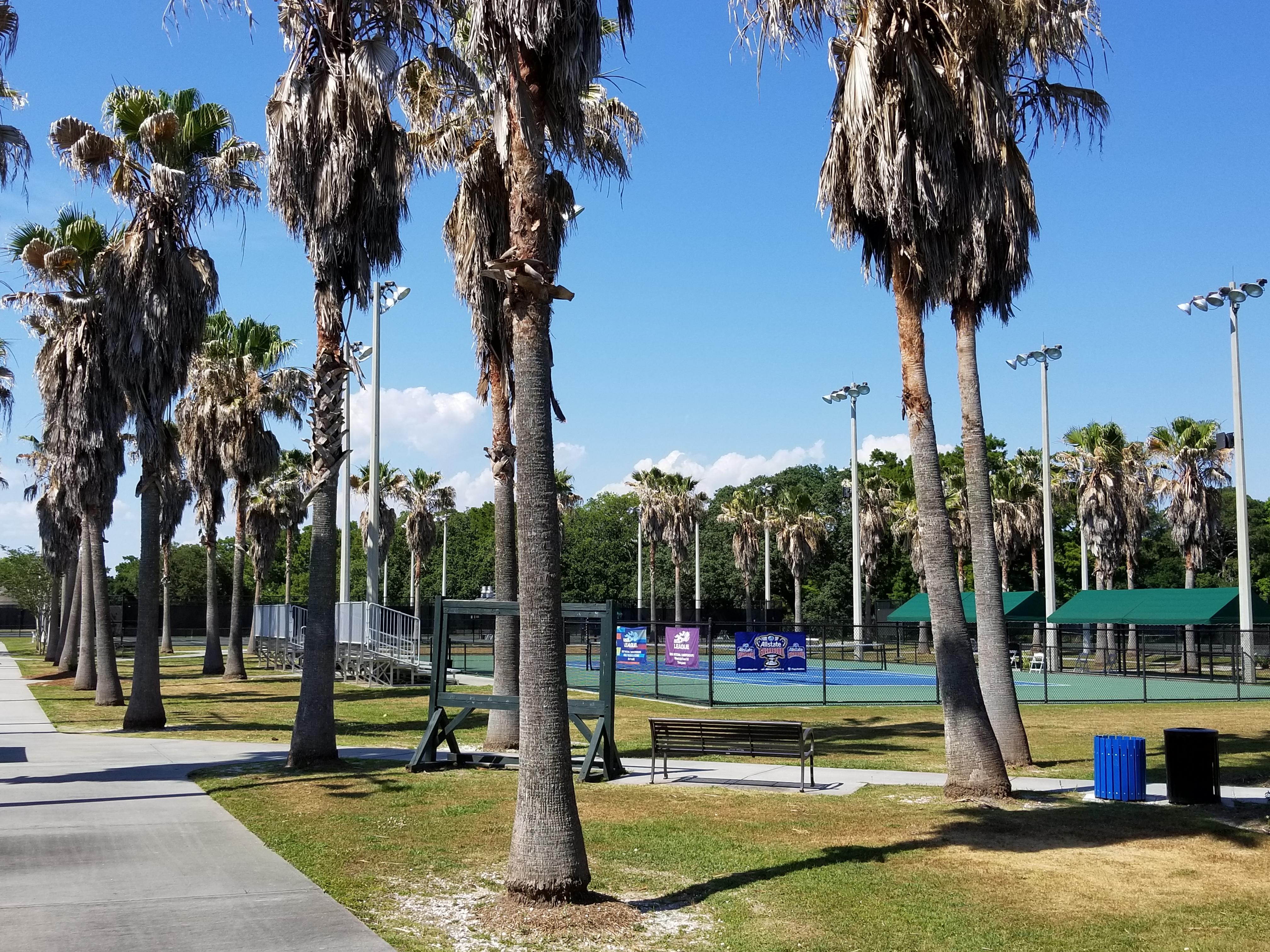 File City Park Pepsi Tennis Center New Orleans Louisiana