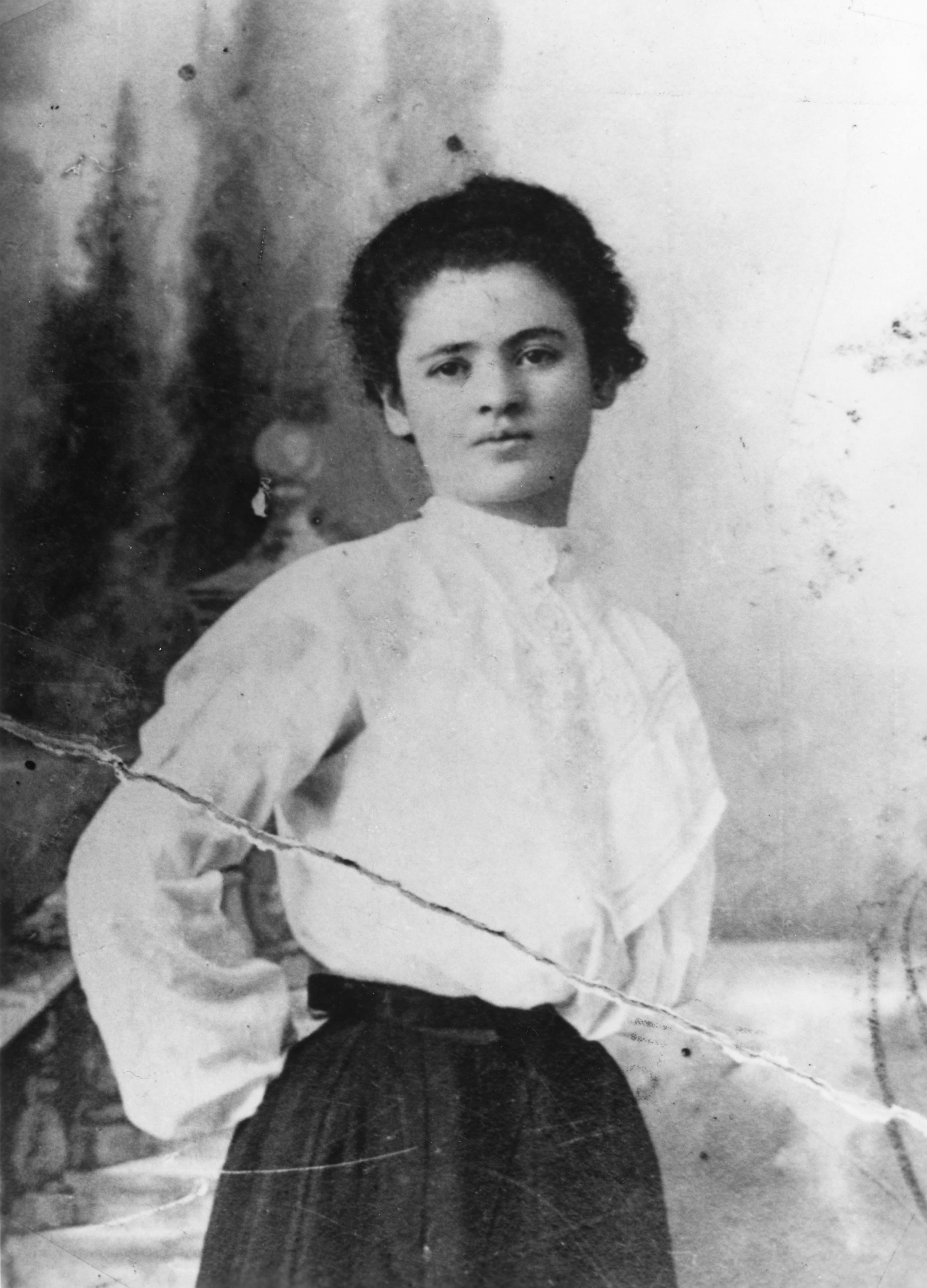 Clara Lemlich, 1910