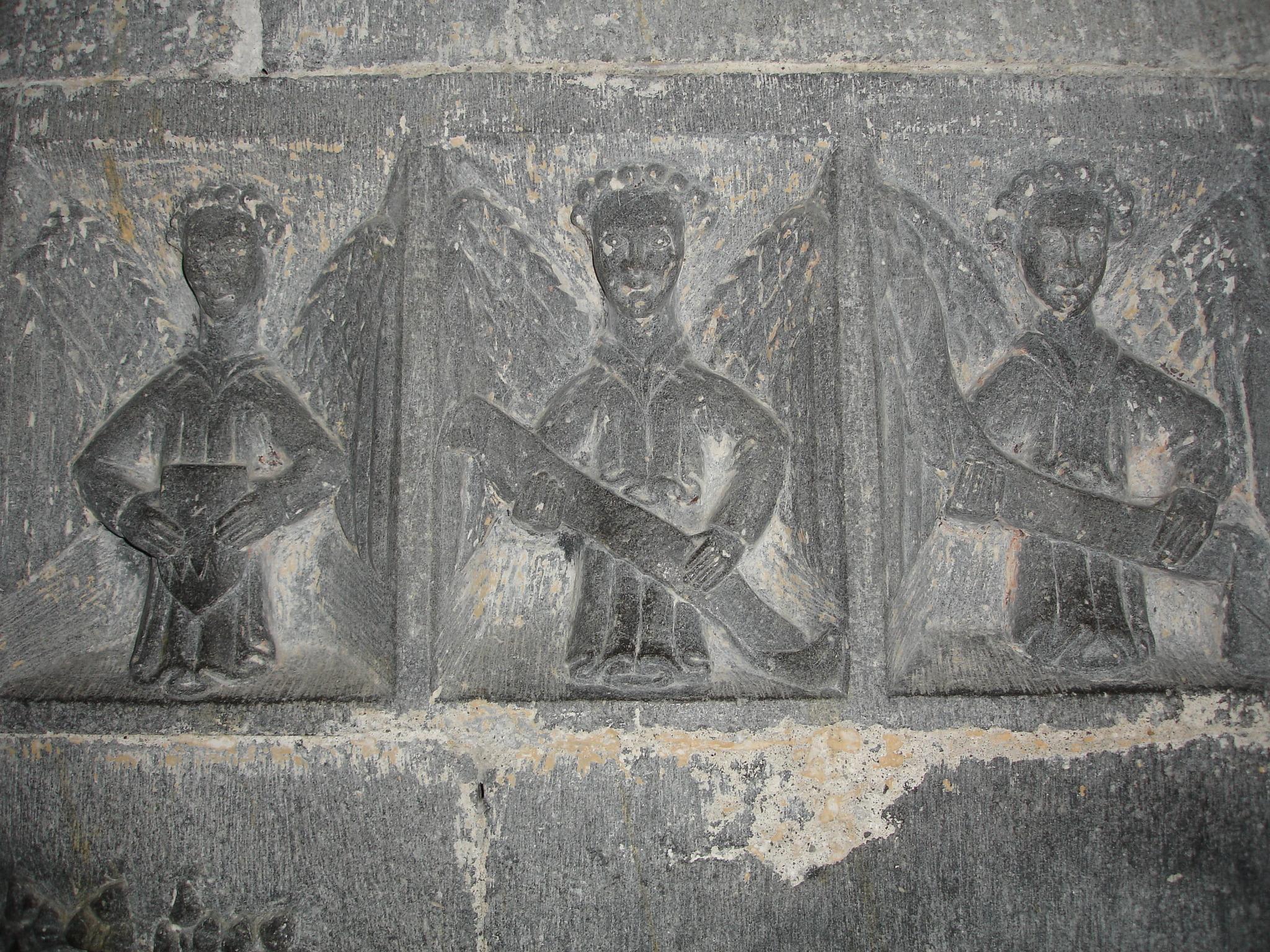 Clonfert Cathedral Ireland File:clonfert Cathedral Detail