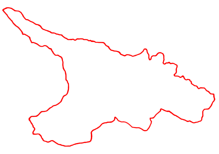 FileContour Map Of The Democratic Republic Of Georgia In - Georgia map 1918