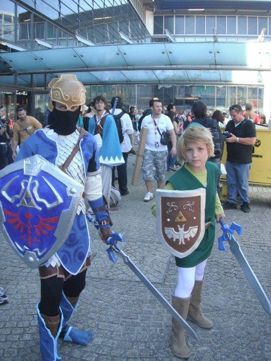 Link the legend of zelda wikip dia - Link dans zelda ...
