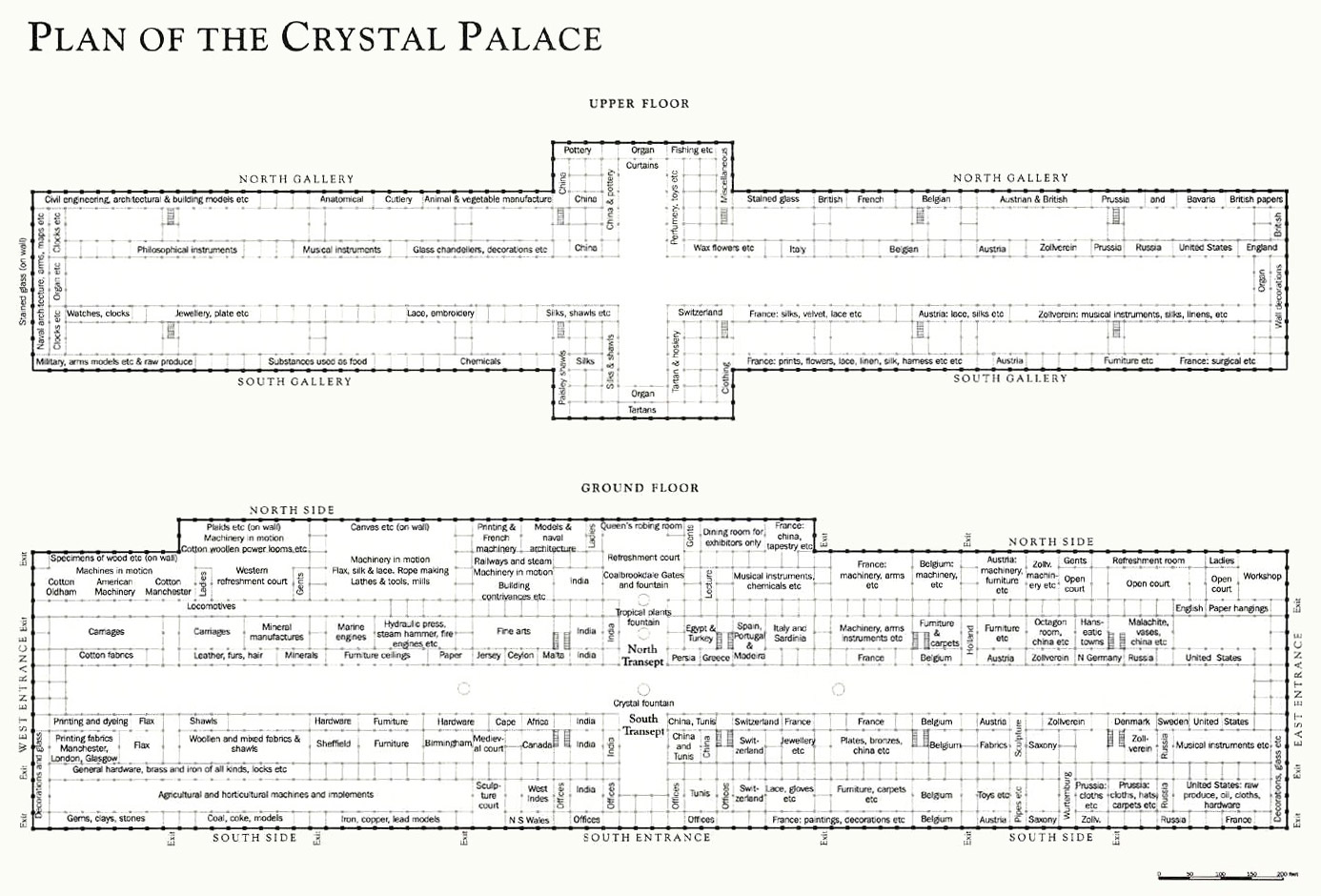 File crystal palace wikimedia commons for Palace plan