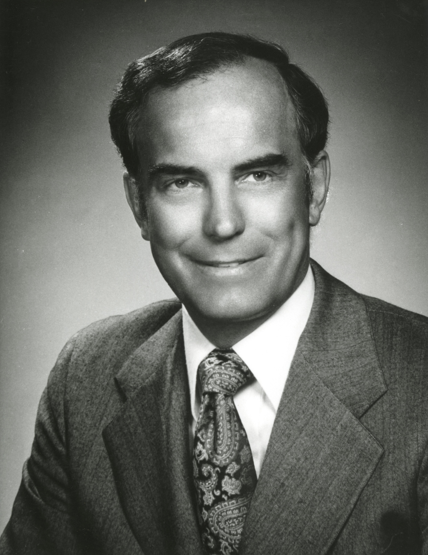 Photograph of Daniel J. Evans