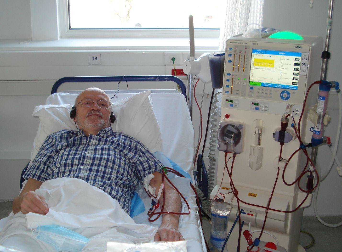 Nutriție de hemodializă - Tumoare