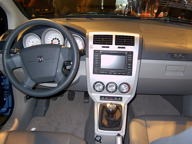 Dodge Caliber Interior