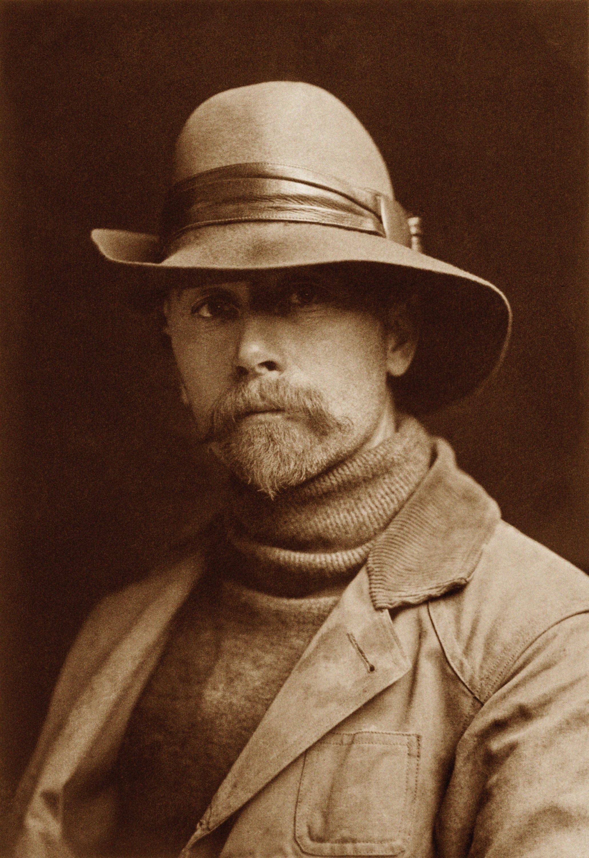 Edward Sheriff Curtis, La nation indienne dans Art ECurtis