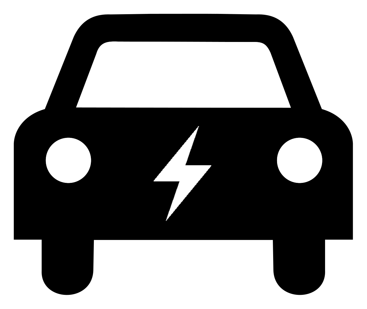 File Electric Car Icon Png Wikimedia Commons