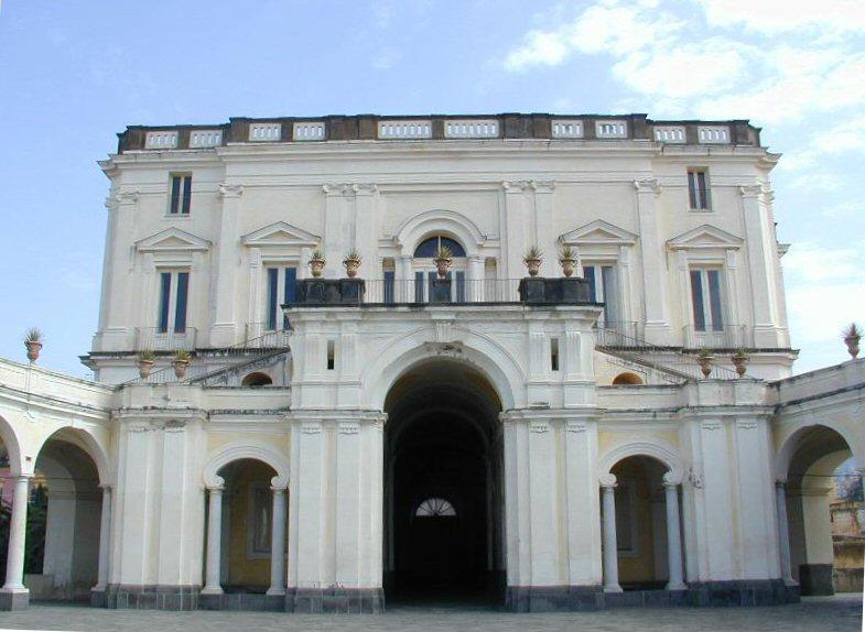 Matrimonio In Villa Campolieto : Villa campolieto wikipedia