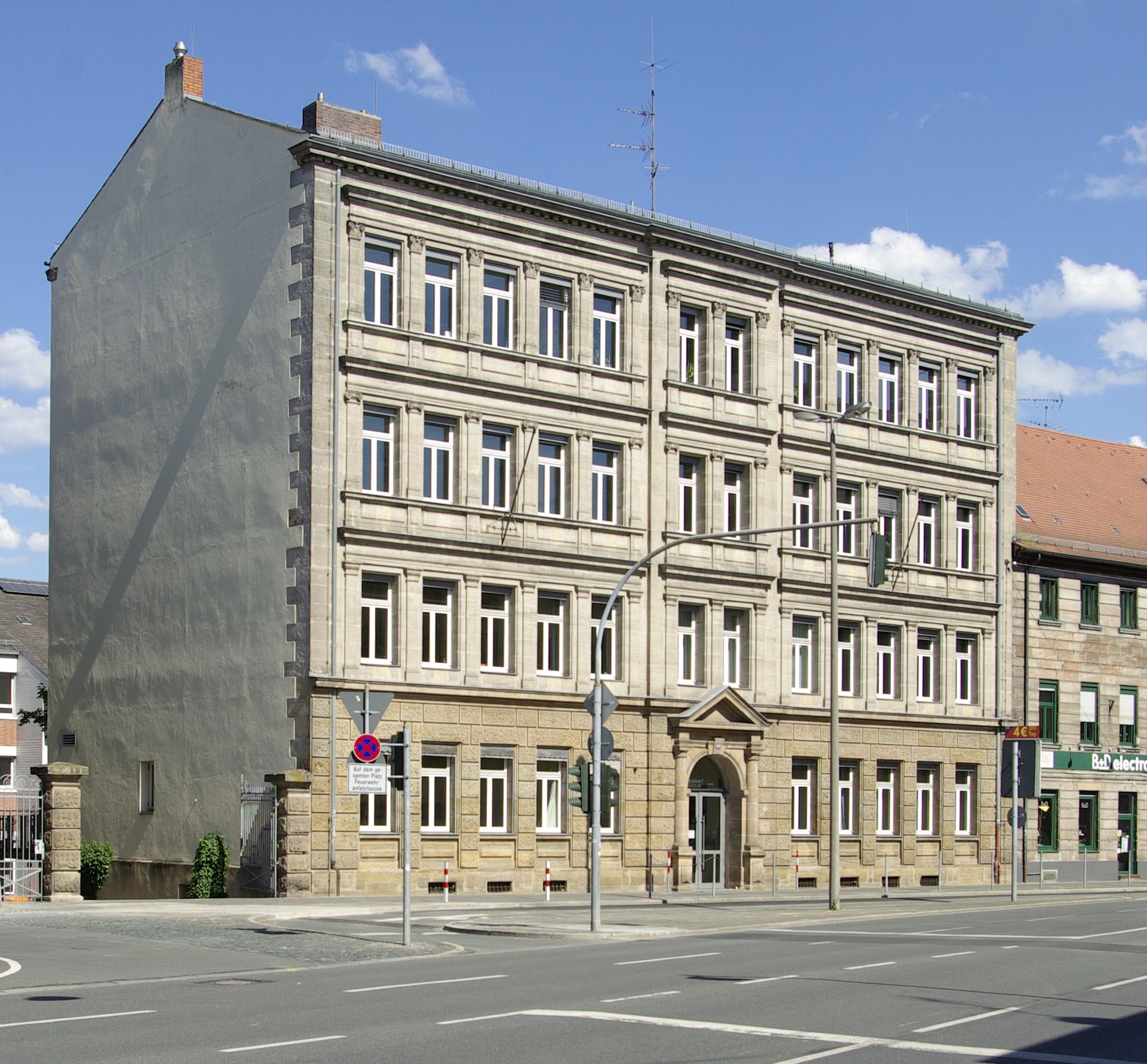 Heinrich-Schliemann-Gymnasium Fürth – Wikipedia
