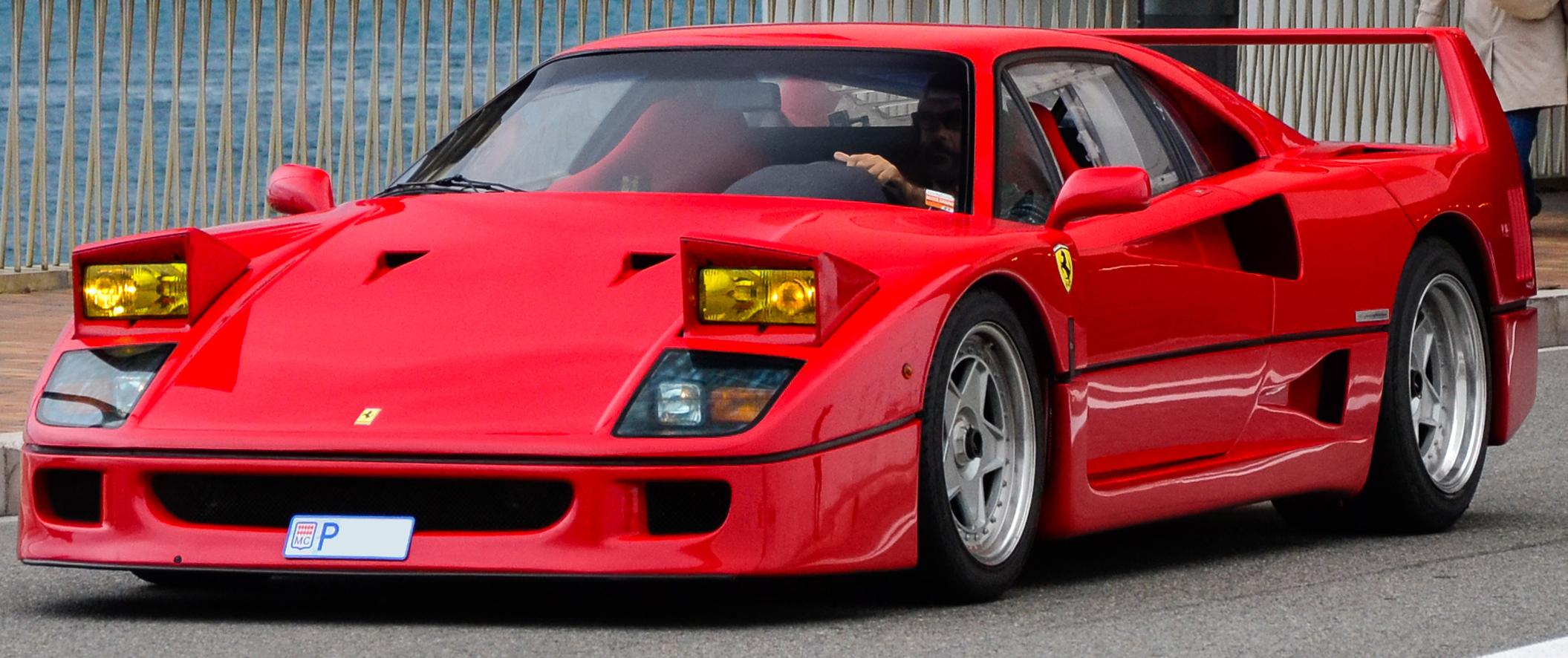 Ferrari F40 Price