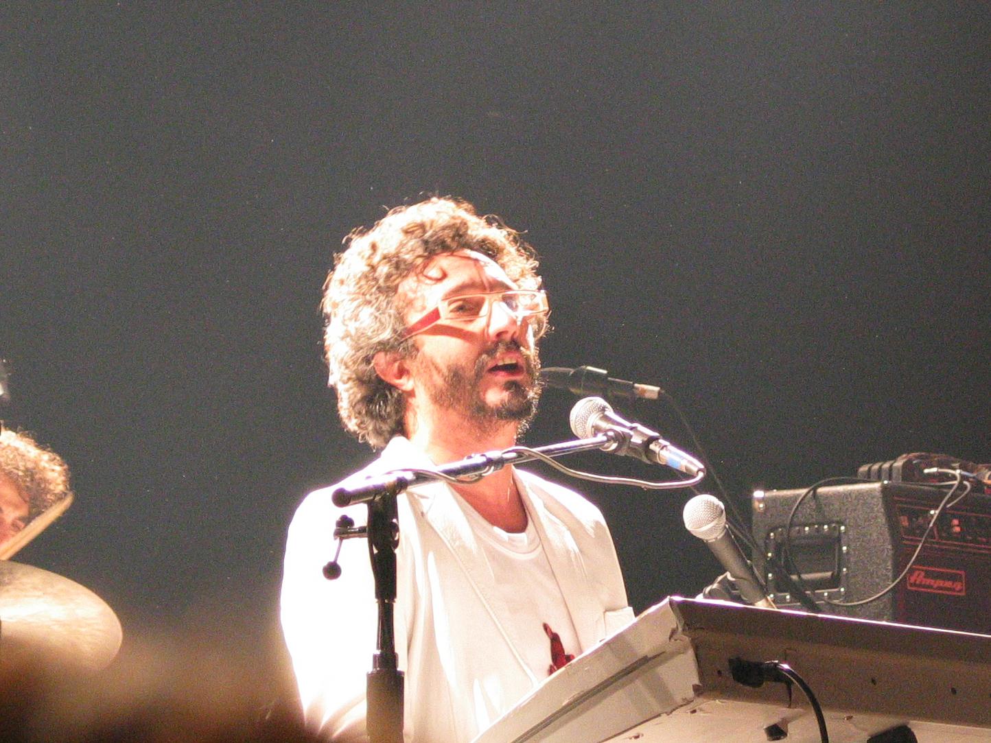 Fito Páez en 2003.