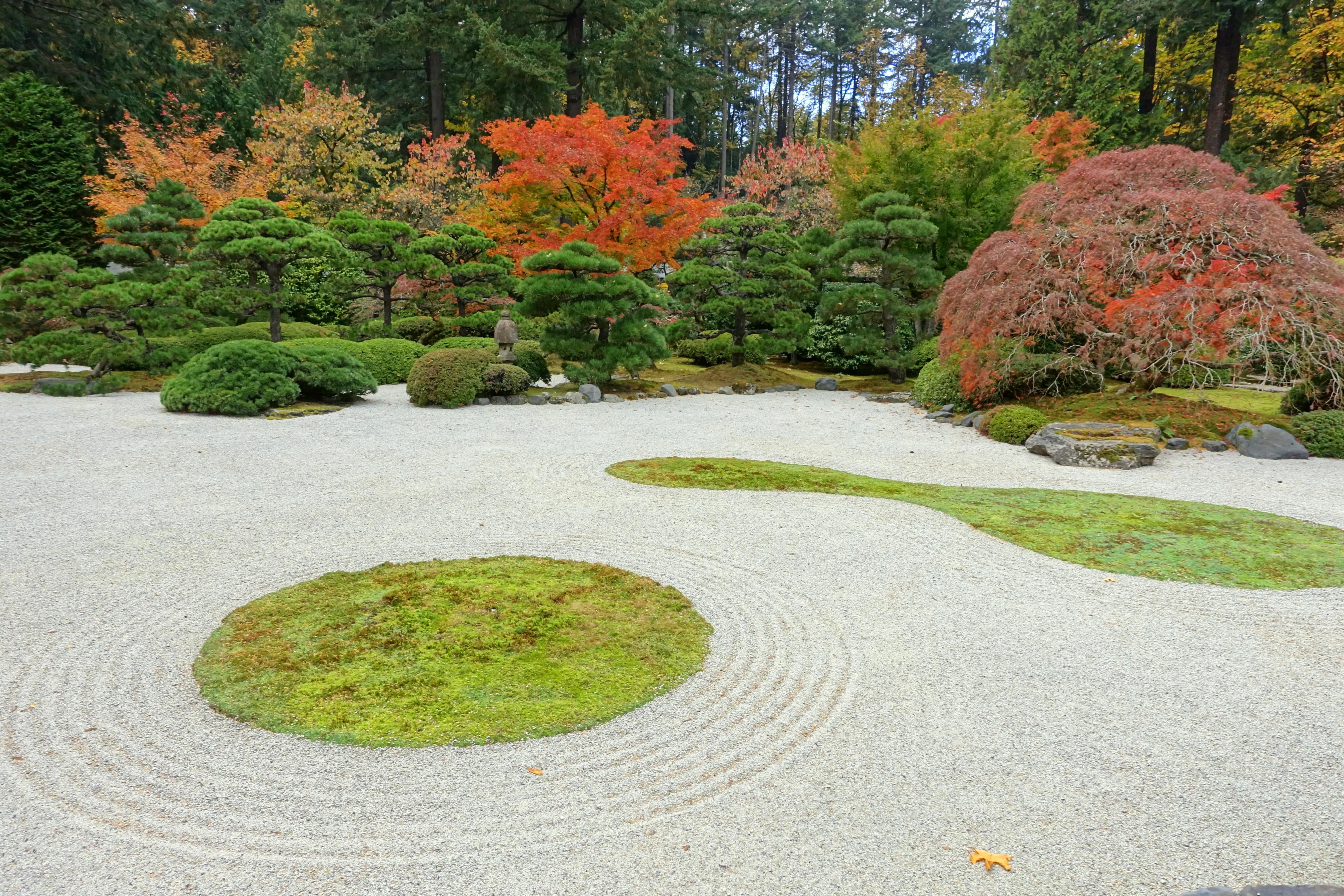 File Flat Garden Portland Japanese Garden Portland Oregon