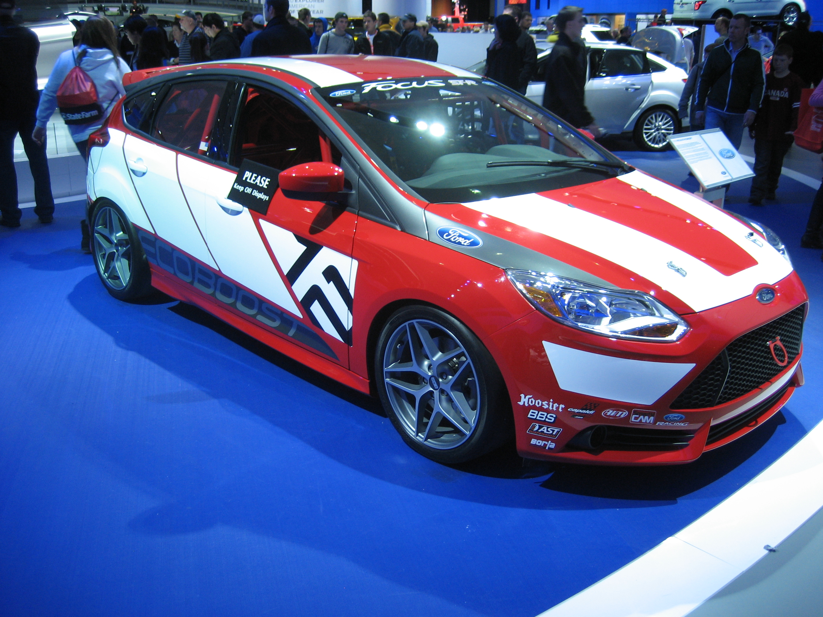 file ford focus ecoboost race car jpg wikimedia commons. Cars Review. Best American Auto & Cars Review
