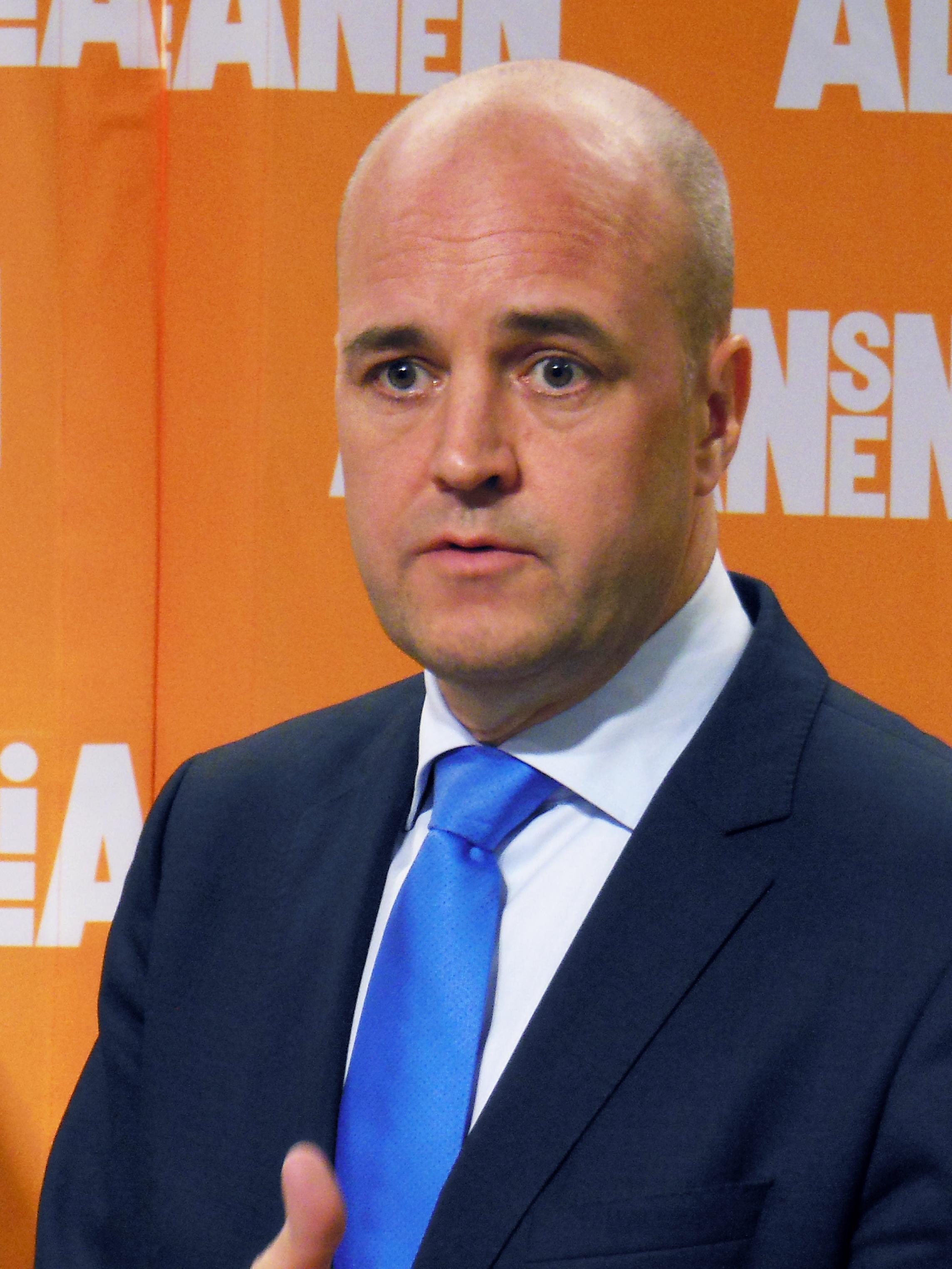 John Fredrik Reinfeldt
