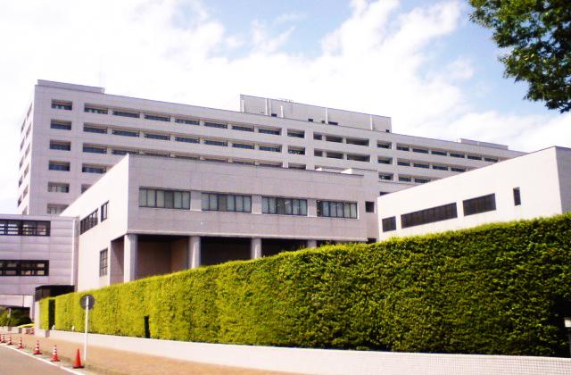 福島県立医科大学附属病院 -