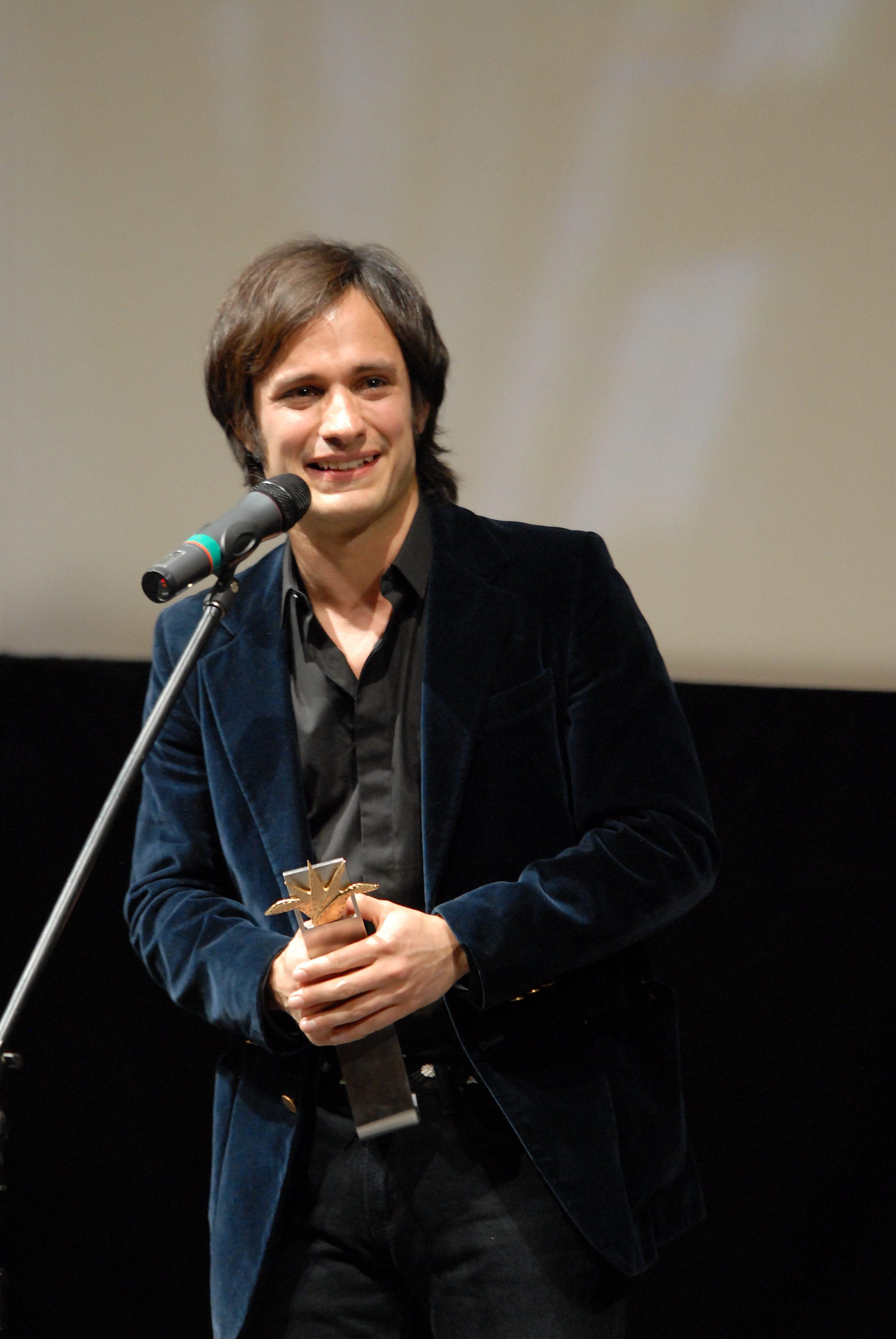 Gael Garcia Bernal Filmes in file:gael garcía bernal (guadalajara film festival)