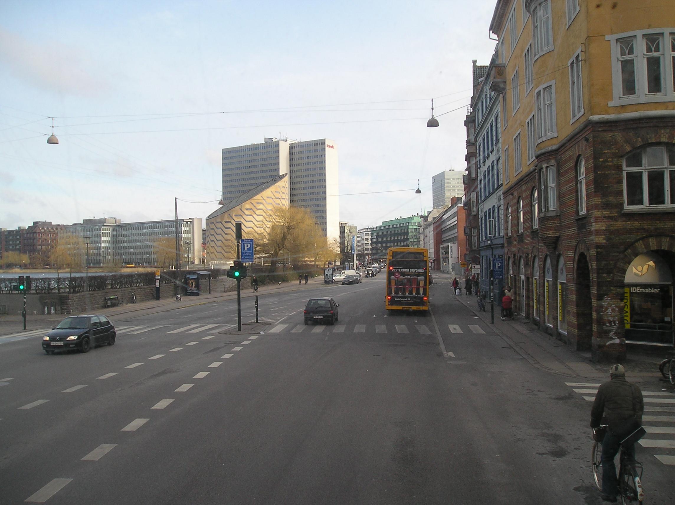 Filgammel Kongevej At Sankt Jørgens Søjpg Wikipedia Den Frie