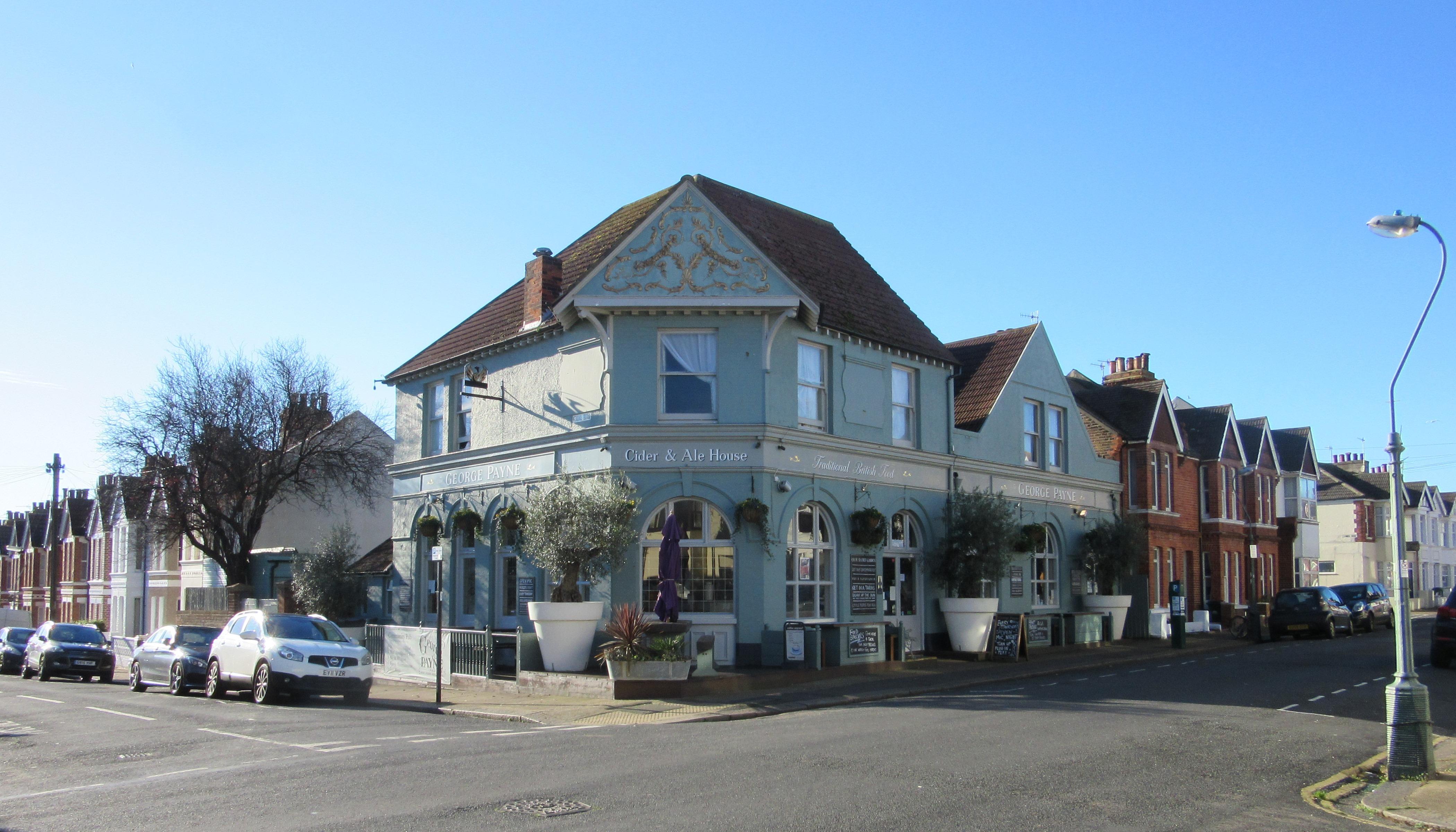 Pub The George Payne Irish Bar