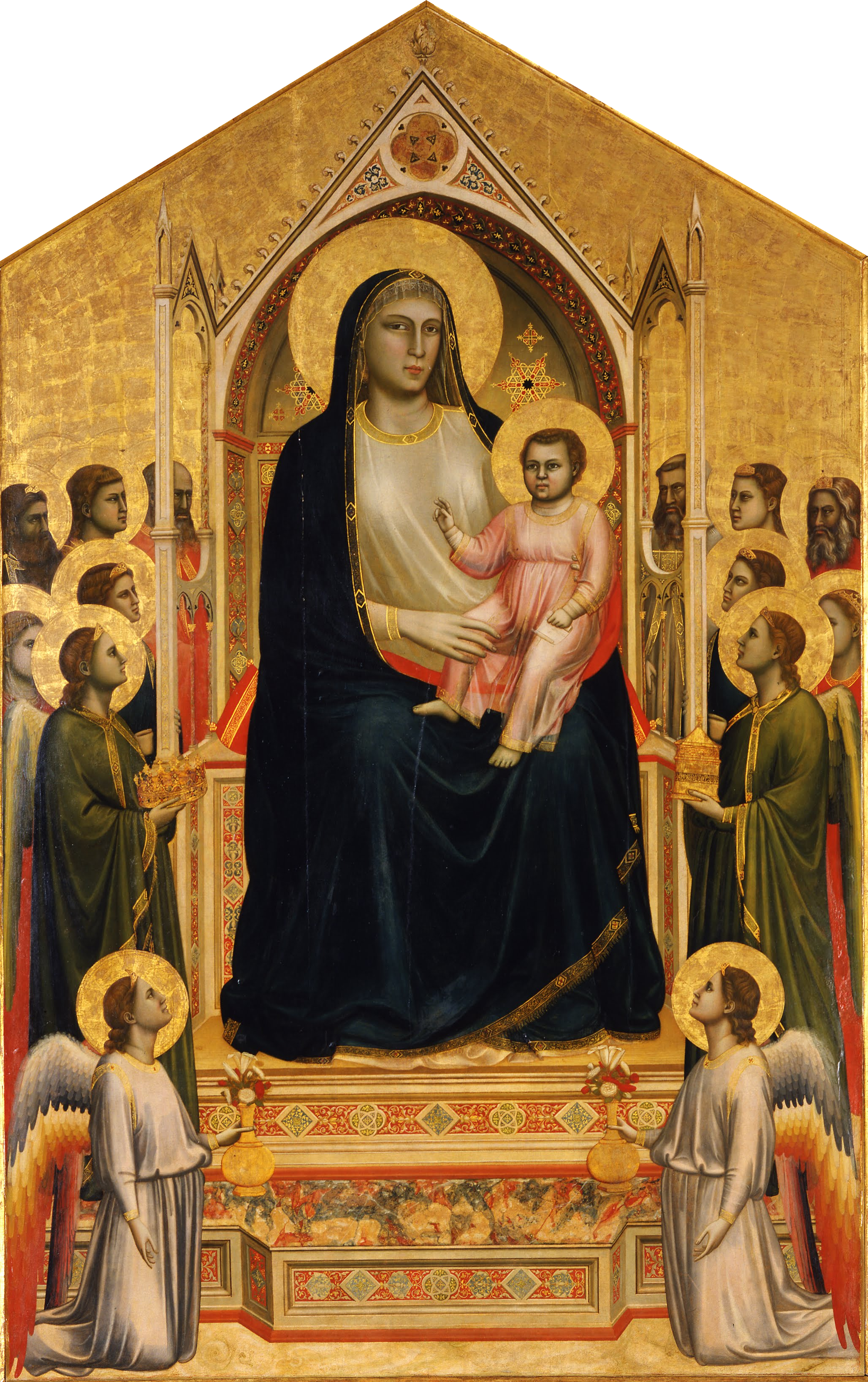 File:Giotto, 1267 Around-1337 - Maestà - Google Art Project.jpg