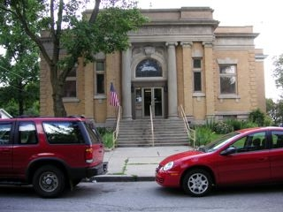 Hartford City's Library