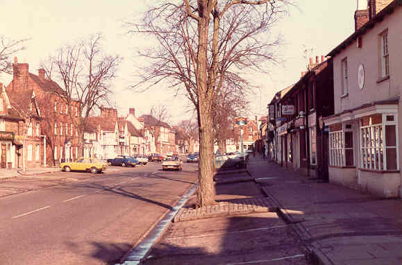 Historic Old Town Stevenage - geograph.org.uk - 313055