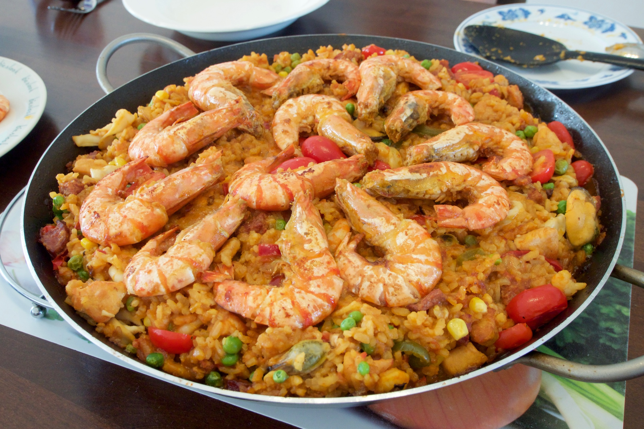 Food And Recipes In Spain