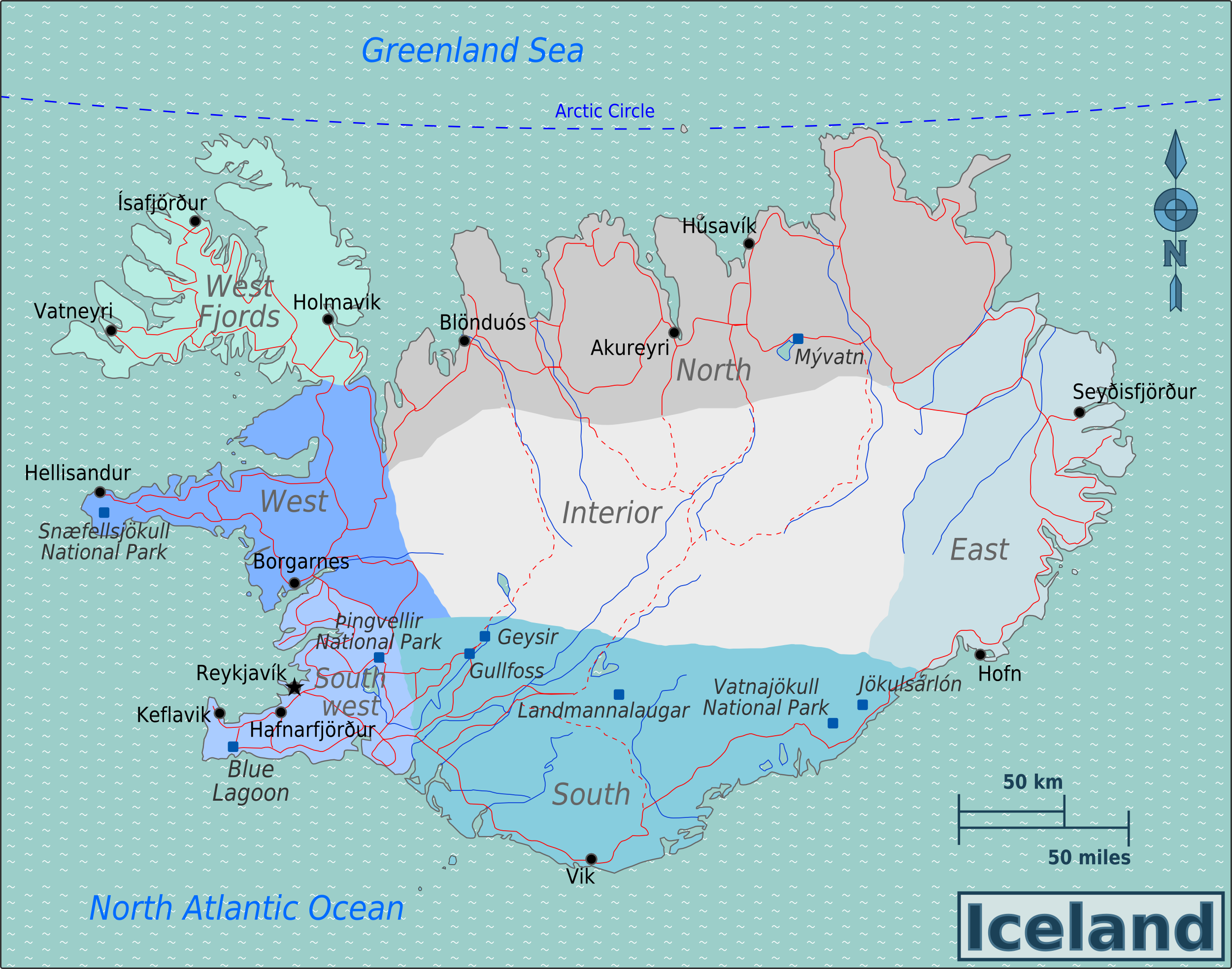 File:Iceland Regions map.png - Wikimedia Commons